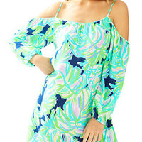 Candice Open Shoulder Dress | 24734 | Lilly Pulitzer