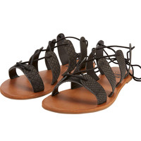 Beach Brigade Lace Up Sandal