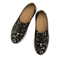 Charlotte Olympia Luxury Sneakers | Charlotte Olympia - COOL CATS