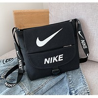 NIKE&Adidas&Puma New fashion letter print couple shoulder bag