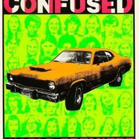 Dazed And Confused Poster Standup 4inx6in