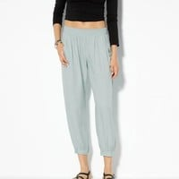 AEO Women's Don't Ask Why Soft Pant (Ice Blue)