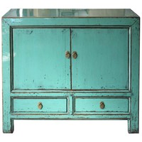 Turquoise Chest