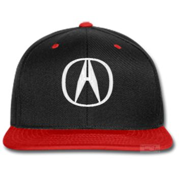 ACURA EMBROIDERED beanie or SNAPBACK hat