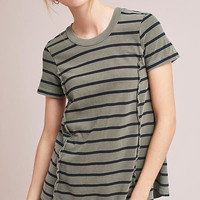 Stateside Striped Swing Tee