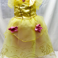 Beauty And The Beast Dress Princess Dress