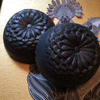 Activated Charcoal & Bentonite Clay  face/body soap