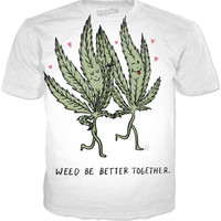 Weed Pick Up Line