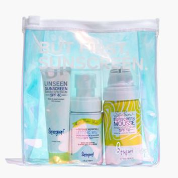 Supergoop!® But First, Sunscreen Mini Kit