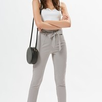 PS / LA Plaid Tie Front Pants at PacSun.com