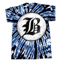 B Logo Twist Tie Dye : BRT0 : MerchNOW - Your Favorite Band Merch, Music and More