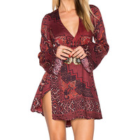 Kilim Mini Dress by The Jetset Diaries