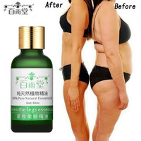 Slimming Losing Weight Essential Oils Thin Leg Waist Fat Burning Pure Natural Weight Loss Products Beauty Body Slimming Creams