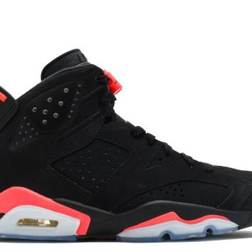 "Air Jordan 6 Retro ""Infared 2014"" Sneaker"