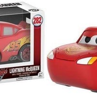 Lightning McQueen Cars 3 Funko Pop! Vinyl Figure #282