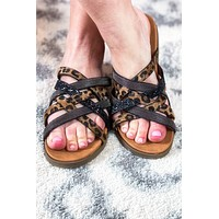 Very G Giselle Sandals in Leopard