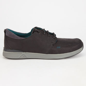 Reef Rover Low Fgl Mens Shoes Black  In Sizes