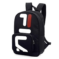 Fila Women Men Fashion Leather Shoulder Bag Handbag Backpack