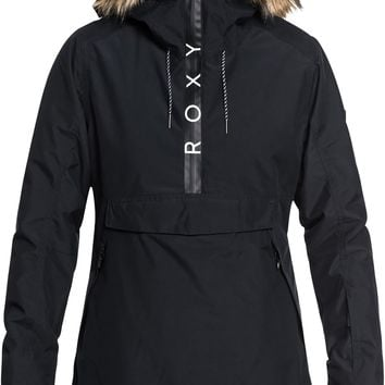 Roxy Women's Shelter Pullover Snow Jacket | DICK'S Sporting GoodsProposition 65 warning iconProposition 65 warning icon