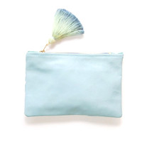 Mini Pouch - Blue Pouch