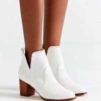 Sasha Whip Stitch Ankle Boot | Urban Outfitters