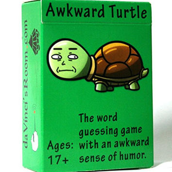 Awkward Turtle - The Adult Party Word Game