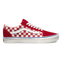 Seeing Checkers Old Skool Lite | Shop Shoes at Vans