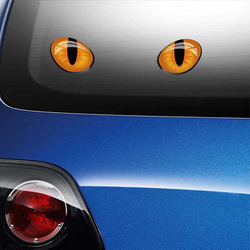 Eyes -car decal stickers