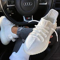 ADIDAS Yeezy 350 classic hot sale men and women sneakers Shoe
