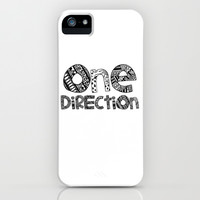 One Direction iPhone & iPod Case by acid&pizza