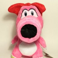 "Hard to Find Super Mario Brothers 9.5"" Plush Birdo Doll"