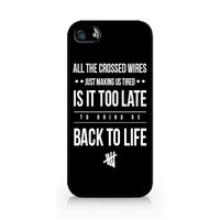 IPC-575 - The Only Reason - 5SOS - 5 Seconds of Summer - iPhone 4 / 4S / 5 / 5C / 5S / Samsung Galaxy S3 / S4 / S5