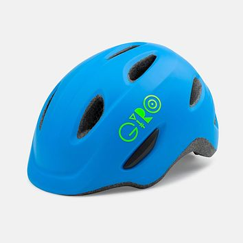 Giro Scamp Youth Recreational Bike Cycling Helmet Matte Blue (2020) Small (49-53 cm)
