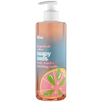 Soapy Suds Body Wash + Bubbling Bath - Bliss | Sephora
