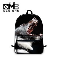Cool Backpack school Dog Printed backpacking light for girls,Boys day packs,cool back to school backpacks,best bookbags for college students,mochila AT_52_3