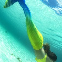 Bali Breeze Mermaid Tail