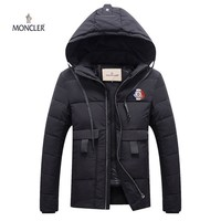 Moncler Fashion Casual Cardigan Jacket Coat-7