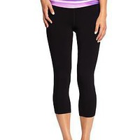 """Women's Compression Capris (19"""") 