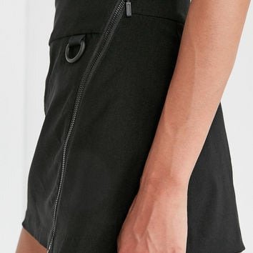 Silence + Noise Micah Moto Mini Skirt | Urban Outfitters