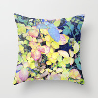 Moments With You Throw Pillow by Gabriella Urrutia