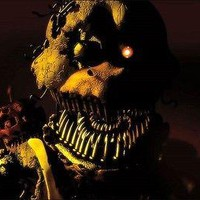 """Five Nights At Freddy's Nightmare Chica Wall Poster Picture Art Print 22""""x34"""""""