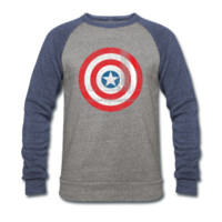 America Hero Long-Sleeve Tee
