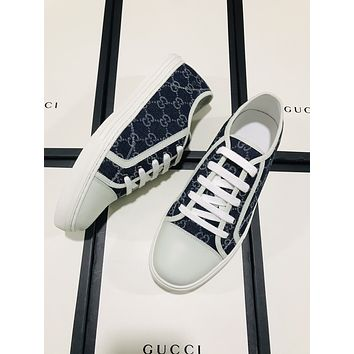 Gucci 2021Men Fashion Boots fashionable Casual leather Breathable Sneakers Running Shoes0602cx