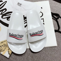 Balenciaga Piscine Slide Sandals