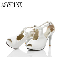 ASYSPLNX brand summer black beige gray open toe casual thin high heel ladies sandals,fashion simple women shoes free ship