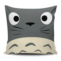 Totoro Pillow Covers