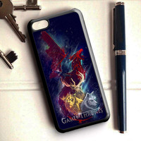 Game Of Thrones Art Design iPhone 5 Case  Sintawaty.com