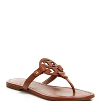 Tory Burch Flat Thong Sandals - Miller | Bloomingdales's