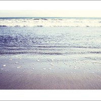 SHORE FRAMED PRINT BY LUPEN GRAINNE