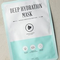 Kocostar Deep Hydration Mask in Turquoise Size: One Size Bath & Body